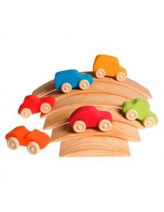 Seis modelos de coches Grimm´s para elegir