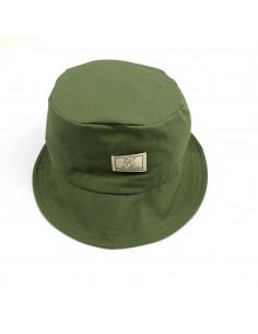 Sombrero ala ancha para bebés, niños y niñas VERDE (SPF 60-80)
