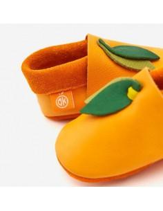 Zapato gateo ORANGENKINDER Naranja
