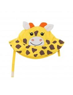 Sombrero para bebés Zoocchini UPF50+ JIRAFA
