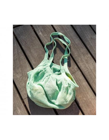 Bolsa de malla orgánica Mint
