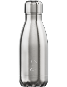 Botella Chilly´s Acero 260ml