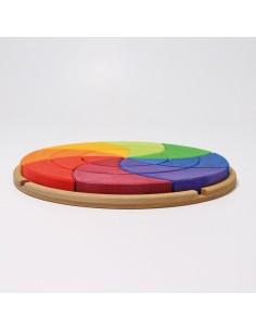 Puzzle circulo de Goethe Grimm´s
