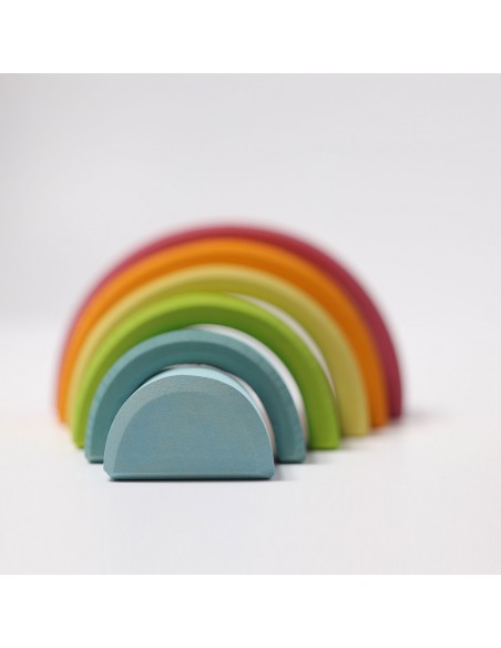 Arcoíris Waldorf Pastel tamaño mediano Grimm's