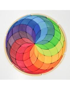 Puzzle Large Color Spiral Grimm´s