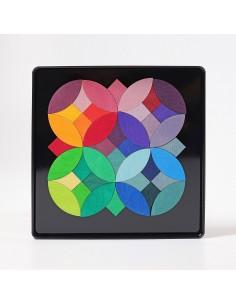 Puzzle Magnético Grimm's Círculos