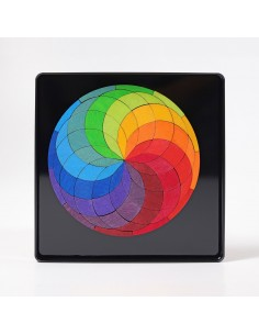 Puzzle Magnético Color Spiral Grimm's