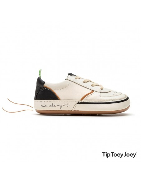 Tip Toey Joey BRINKY Tapioca/Negro
