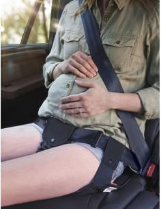 Cinturón de seguridad embarazo APRAMO