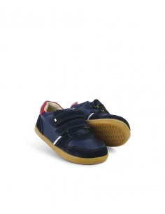 Bobux IW Riley 638105 Navy + Red FW21