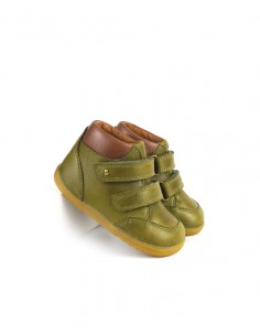 Bobux SU Timber 728111A Olive FW21