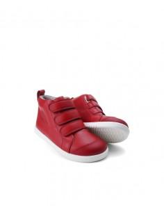 Bobux KP Hi Court 837805 Red FW21