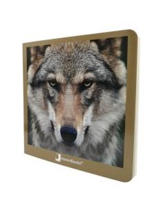 """Libro de fotografías """"Animales Salvajes 2"""" NOWORDBOOKS"""