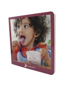 """Libro de fotografías """"A Comer"""" NOWORDBOOKS"""