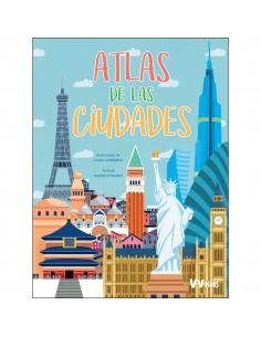 ATLAS DE LAS CUIDADES. VV KIDS