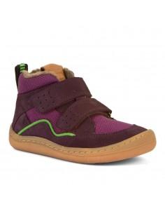 Botín Barefoot Forrado Purple Froddo