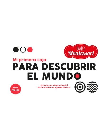 MI PRIMERA CAJA PARA DESCUBRIR EL MUNDO. VV Kids