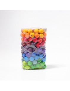 10230 CUENTAS 180 Wooden Beads Grimm´s