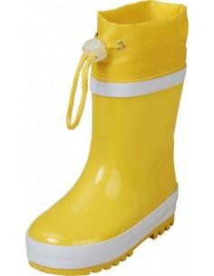 Bota forrada Playshoes Amarillo (Caña alta)
