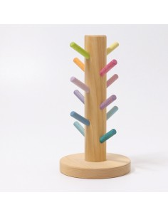 Torre de clasificación de anillas Pastel Grimm's
