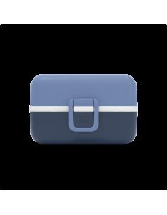 Caja Merienda MONBENTO Azul Infinity