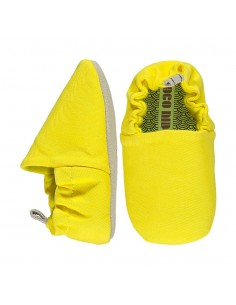 Poco Nido Vegano Mineral Yellow Mini Shoes- FW21