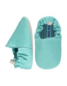 Poco Nido Vegano Lagoon Turquoise Mini Shoes- FW21
