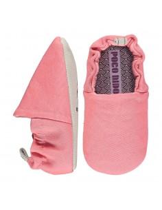 Poco Nido Vegano Hibiscus Pink Mini Shoes- FW21