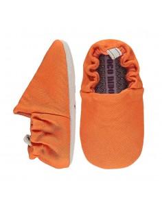Poco Nido Tiger Orange Mini Shoes- FW21