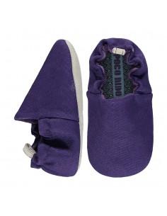 Poco Nido Royal Purple Mini Shoes- FW21