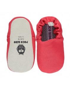 Poco Nido Ibis Red  Mini Shoes- FW21