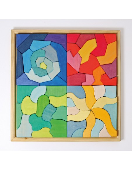 Puzzle Four Temperaments Grimm´s