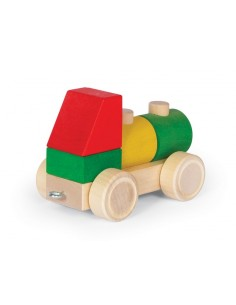 Varis Toys Stacking Blocks Vehicles 5