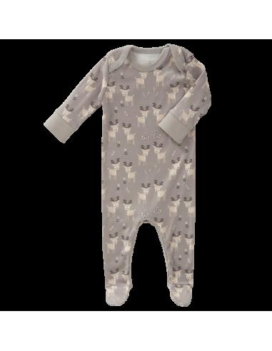 Pijama Deer Grey FRESK (c/p)