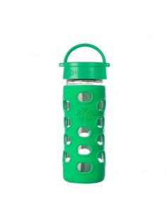 Botella Lifefactory 350ml Classic Green