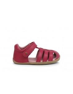 723420 SU Jump Sandal Dark Pink BOBUX