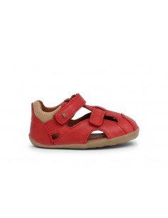 725706 SU Chase Sandal Red BOBUX