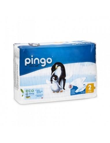 Pañales Pingo Talla 2 (3-6kg)