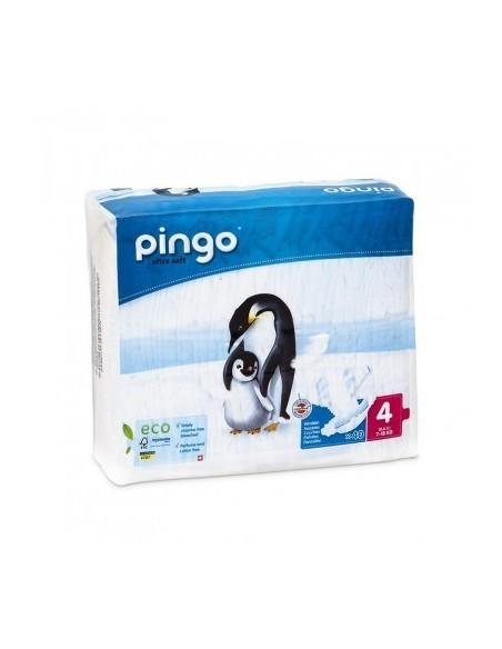 Pañales Pingo Talla 4 (7-18kg)