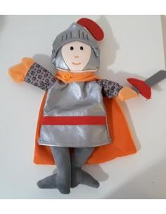 Marioneta de Mano Caballero