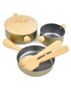 Cacharritos de cocina Plantoys