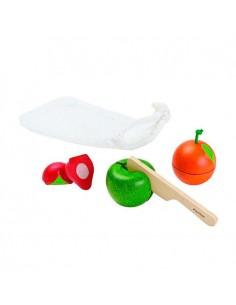 Set 3 Frutas Plantoys