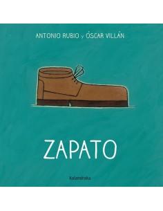 Zapato. Antón Rubio e Oscar...