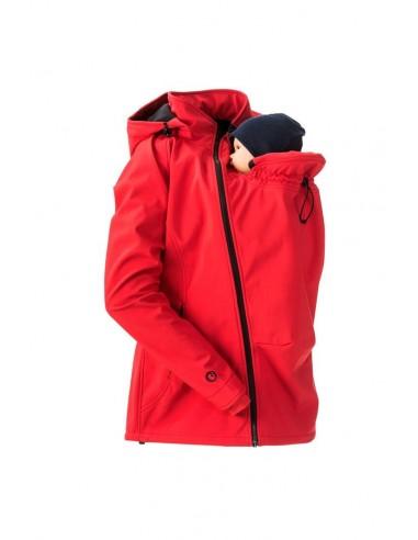 Abrigo premamá y porteo