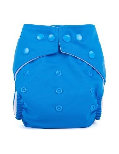 pañal de tela baba+boo azul