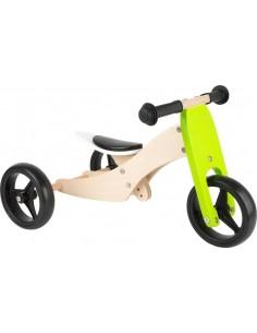 Triciclo y bicicleta 2 en...