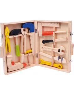 Caja de herramientas Lino