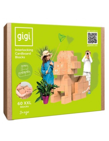 XXL BLOCKS 60pcs GIGI