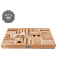 Caja de bloques de natural...