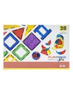 PLAYMAGS 28piezas